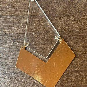 LOFT Jewelry - NWT Loft Gold Dangle Earrings